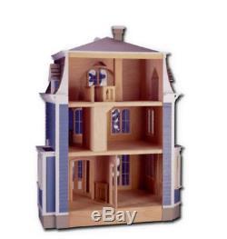 112 Willowcrest Dollhouse Kit 0000482