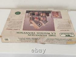 112th Scale Greenleaf THE TENNYSON All Wood Dollhouse Craft Kit Victorian