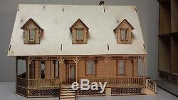 124 Scale Alisha Country Dollhouse Kit 000380