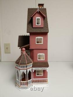 148 Scale Miniature Dollhouse Kit-ashley B Milled Siding Gothic Victorian-79021