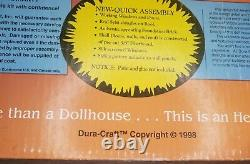 1998 Mansions In Minutes Bayberry Cottage Dollhouse New n Box Never Opened BY197