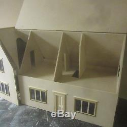 1/12 scale Dolls House Cotswold House 48 wide KIT by DHD