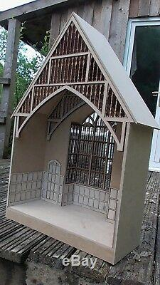 1/12 scale Dolls House The Great Hall Room Box Inspired by Harry Potter by DHD