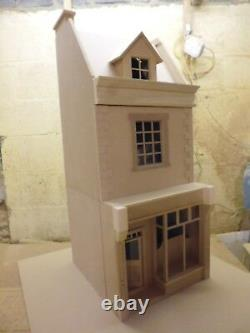 1/12 scale Fore Street Store kit Top rooms & Attic by Dolls House Direct