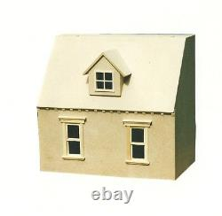 1/12 scale The General Store Top room & Attic kit by Dolls House Direct