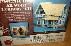 All Wood Magnolia Dollhouse Kit by Corona Concepts