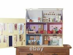 Amber House Kit by the Dolls House Emporium