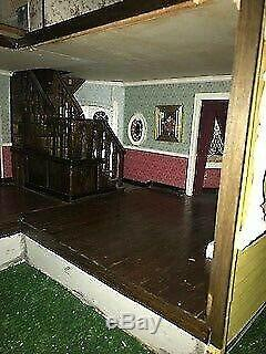Antique Doll House