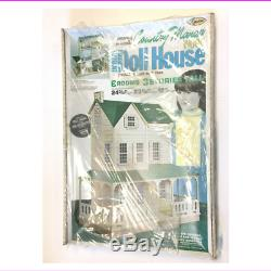 Arrow Kit #703 Country Manor Dream Doll House, factory sealed