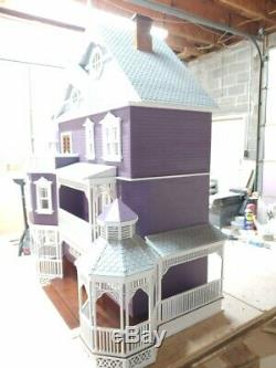 Ashley Gothic Victorian Generation 2 Dollhouse 112 scale Kit