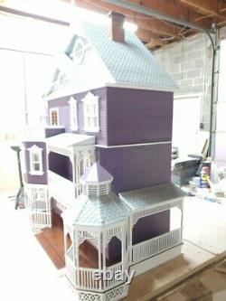 Ashley Gothic Victorian Generation 2 Dollhouse 112 scale kit