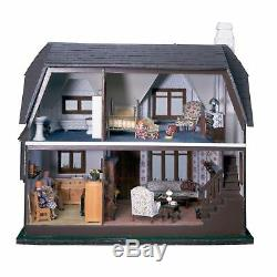 BRAND NEW! Greenleaf Glencroft Dollhouse Kit