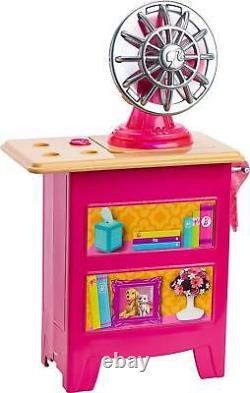 Barbie Floors Pop-Up Dream House Game Play Girls Kids Children Bathroom Dolls