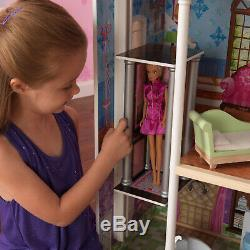 Barbie Toddler Dollhouse Playhouse Set with 14 Accessories Girls Dream Best Gift