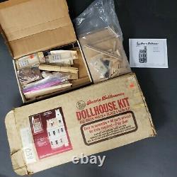 Batrie 1950 Victorian Town House Dollhouse Kit