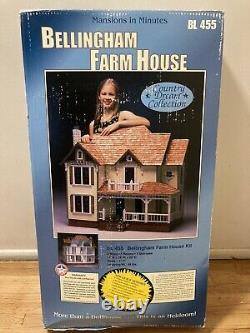 Bellingham Farm House Kit by Dura-Craft (New Old Stock)