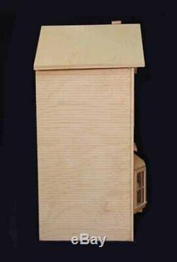 Belmont 1 Inch Scale Dollhouse Kit Laser Cut
