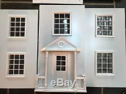 Bombay Company Dollhouse Kit RARE NEW Classic Colonial Revival easy assembly
