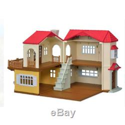CALICO CRITTERS #CC1796 Red Roof Country Home Kids Gift Set Factory Sealed New
