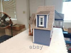 Clarkson Craftsman Cottage Dollhouse 124 scale Dollhouse Kit