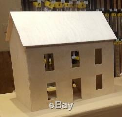 Colonial Doll House Kit