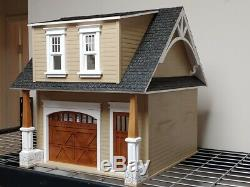 Craftsman One Car Garage/Workshop 112 Scale Kit