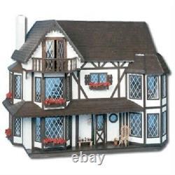 DH8006 Harrison Dollhouse Kit