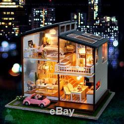 DIY Handcraft Miniature Project Kit My Elegant Little Dolls House Xmas 2019