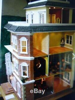 Darlington 1 Inch Scale Dollhouse Kit Laser Cut