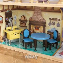 Disney Princess Cinderella Royal Dream Dollhouse and Accessory Set by KidKraft