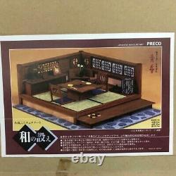 Doll House Figure Japanese-style Room Nostalgic Twilight Handmade Miniature Kit