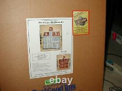 Doll House Kit Real Good Toys The Newport Unopened Batrie Model DH-71K