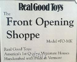 Doll house Shoppe kit # FO-MK by Real Good Toys new in box discontinued