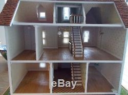Dollhouse 124 Half scale Estate Sale Store Stock 10 Rooms KIT