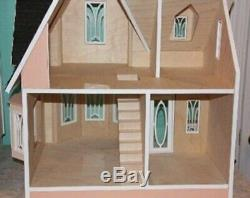 Dollhouse Chantilly 1/12 Scale Kit