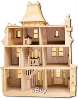 Dollhouse Kit Beacon Hill 8002
