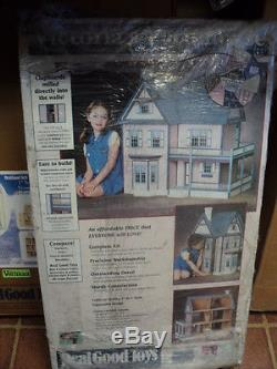 Dollhouse Kit Victoria's Farmhouse /mm-1065