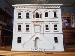 Dollhouse Miniature Artisan Kummerow Baby House Kit 1144