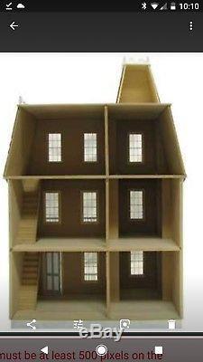 Dollhouse miniature Alison Dollhouse kit brand new