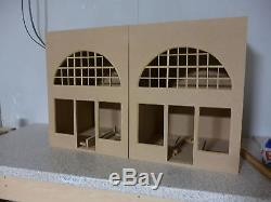 Dolls House 1/12 Scale The Arches Double fronted Kit 12DHD006