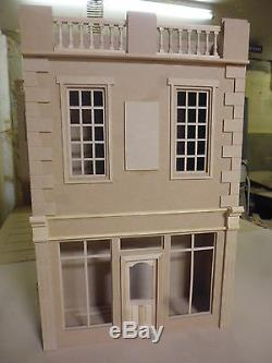 Dolls House 24th scale The Malbury Shop Kit dollshousedirect