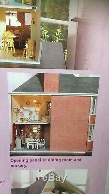Dolls House Emporium Mountfield House Kit Build And Decorate Yourself Brand New