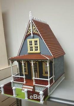 Dolls House Little Annabelle Cottage 112 Laser Cut Flat Pack Kit