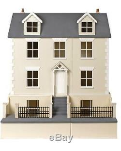 Dolls House Willow Cottage & Basement 112 Kit Ready to Assemble Flat Pack MDF
