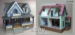 Dove Point Cottage 148 Scale Dollhouse Kit