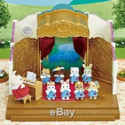 EPOCH from Japan shop Forest Ballet Theatre Chocolat rabbit Calico Critters