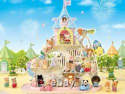 Epoch Sylvanian Families Dreaming Castle Amusement Park Set KO-66 Japan NEW
