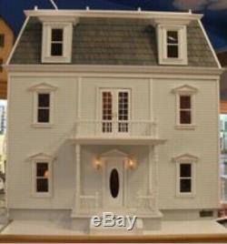 Federal Victorian Dollhouse KIT Hofco House #174 Front Opening