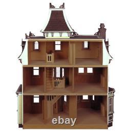 Greenleaf 8002G 1/12 Scale Dollhouse Kit. New, unopened kit