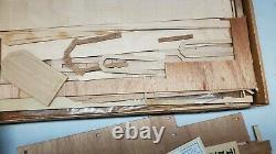 Greenleaf Chantilly Dollhouse Kit 1 Inch Scale Pre-Cut open box